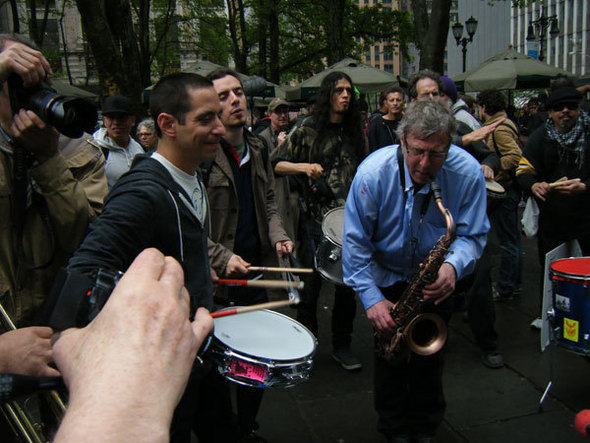 May Day: Occupy Wall Street Calls a General Strike