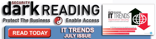 Dark Reading IT Trends Issue
