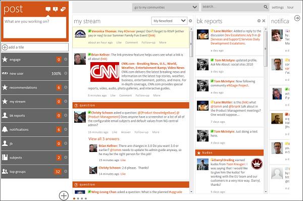 NewsGator Prepares To Leapfrog SharePoint Social Streams