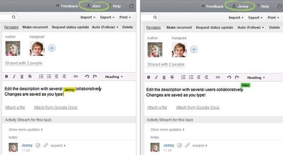 Wrike Takes Google Docs Cue Collaborative Editing InformationWeek - How to edit google docs