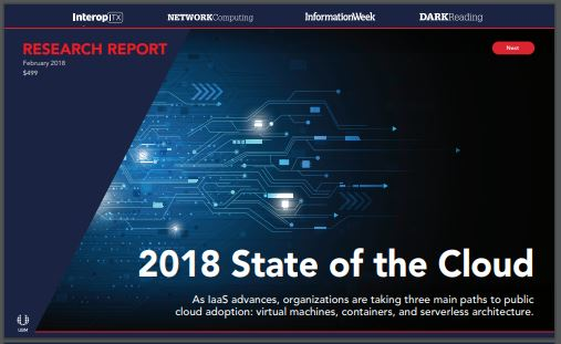 2018 State of the Cloud