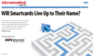 Will Smartcards Live Up to Their Name?