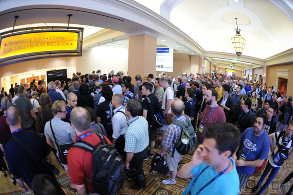 Slide Show: Memorable Moments From Black Hat 2012