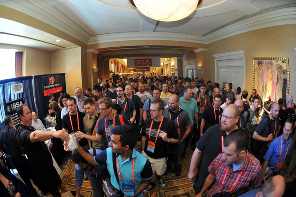 Slide Show: The Sights Of Black Hat