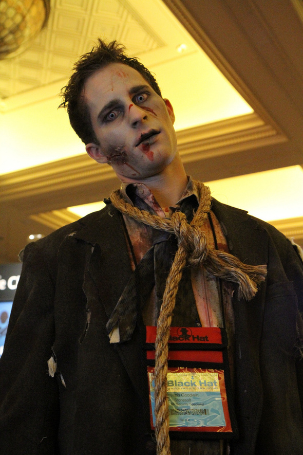 Slide Show: Sights And Sounds Of Black Hat USA 2011 