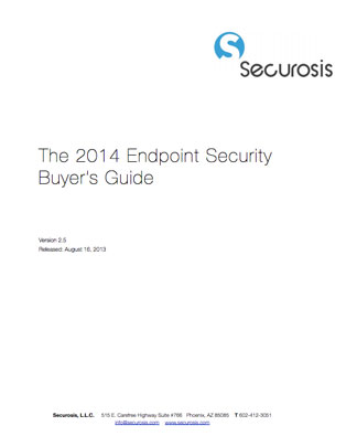 The 2014 Endpoint Security Buyers Guide