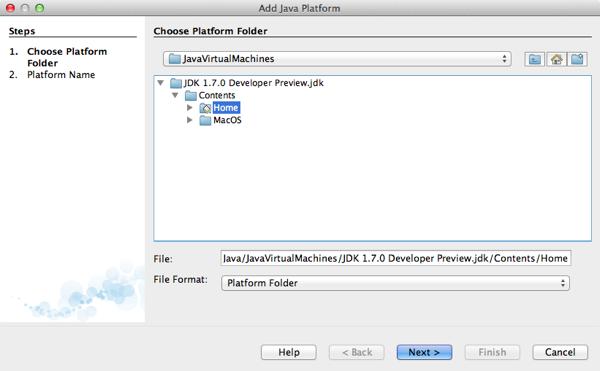 AddPlatform