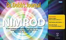 The Dr. Dobb's Digital Digest cover - February Issue