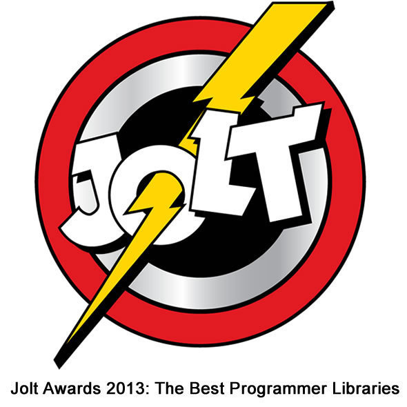 Jolt Awards 2013: The Best Programmer Libraries