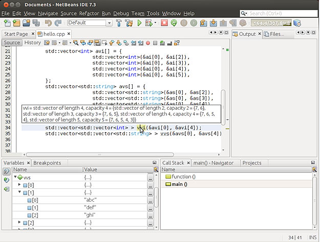 Oracle NetBeans