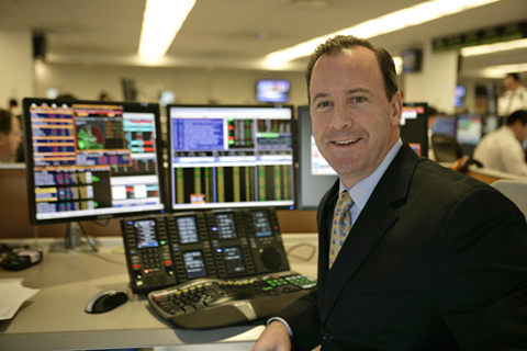 Robert J. Grubert, Managing Director, Head of U.S. Equity Sales and Trading