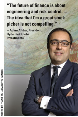 Adam Ashfar, Hyde Park Global Investments