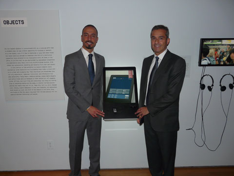 BBVA Executives at MoMA