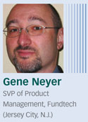 Gene Neyer, Fundtech