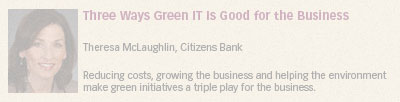 Theresa McLaughlin, Citizens Group EVP and Chief Marketing Officer, Citizens Bank