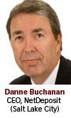 Danne Buchanan, NetDeposit