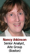 Nancy Atkinson, Aite Group