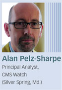 Alan Pelz-Sharpe, CMS Watch