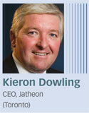 Kieron Dowlin, Jatheon