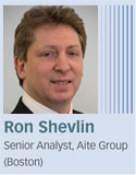 Ron Shevlin, Aite Group