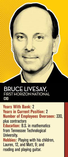 Bruce Livesay bio