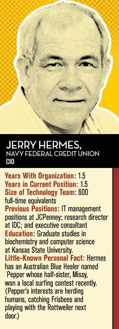 Jerry Hermes bio