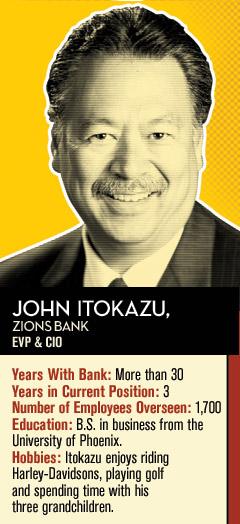 John Itokazu bio