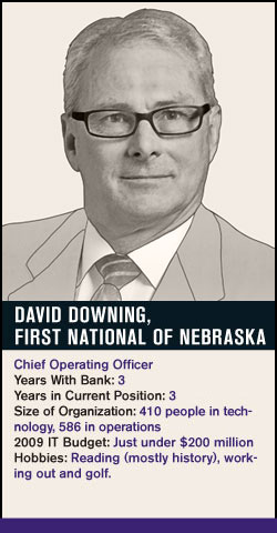 David Downing, First National of Nebraska