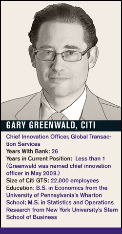 Gary Greenwald, Citi
