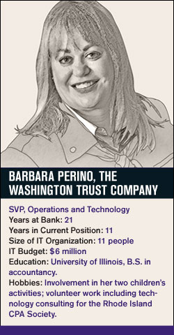 Barbara Perino, The Washington Trust Company