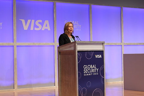 Senator Kirsten Gillibrand, Visa 2013 Global Security Summit