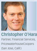 Christopher O´Hara, PricewaterhouseCoopers