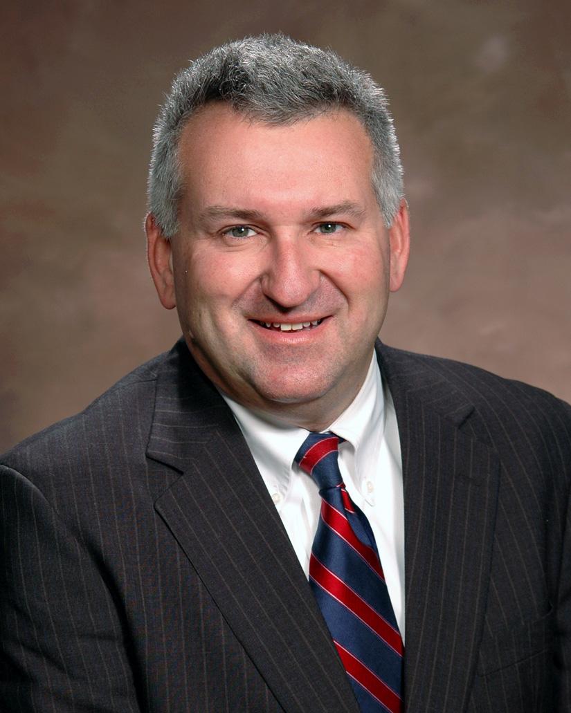 Richard Poirier, Church Mutual