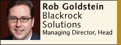 Rob Goldstein, BlackRock Solutions