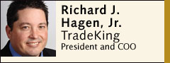Richard J. Hagen, Jr., TradeKing