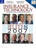 Cover for November, 2007