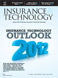Cover for January 2012