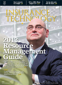 Cover for May 2013