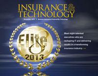 Cover for November 2013