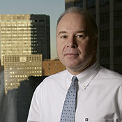 HR people drive most employer efforts to use IT to cut health costs, says Ed McCallister, UPMC Health Plan's CIO.