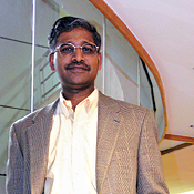 Jeby Cherian, part of a new world order at IBM