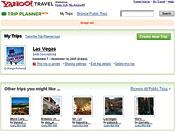 Yahoo's Trip Planner
