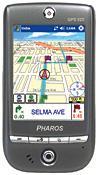 The Pharos Traveler GPS 525