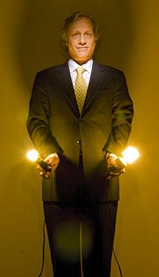 Mike Olson, Oracle VP