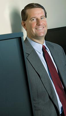 Stephen Waldis, CEO and president of Synchronoss Technologies