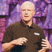 CEO Pat Sullivan