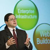 CEO Jonathan Schwartz