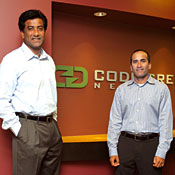 Sreekanth Ravi, co-founder, chairman, and CEO; Sudhakar Ravi, co-founder and CTO