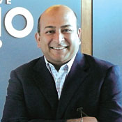 Ali Riaz, co-founder and CEO