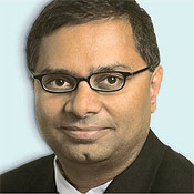 Murli Thirumale, founder and CEO, Ocarina Networks